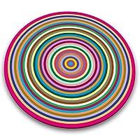 Joseph Joseph - Planche en Verre/Dessous de Plat - 30 cm - Cercles circulaires