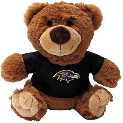 e12f3f9cd Amazon.com  Pets First NFL Teddy Bear Plush Toy with Inner Squeaker ...