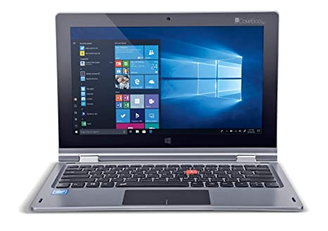 iBall i360 FHD 2018 11.6-inch Laptop (Intel Atom Processor x5-Z8350/2GB/32GB/Windows 10 Home/Integrated Graphics), Star Grey Laptops at amazon