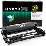 LINKYO Compatible Brother DRUM DR-420 - Black, 12000 Yield