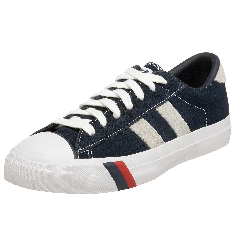 e630b28fef6c1 Amazon.com | PRO-Keds Men's Royal Master Suede Sneaker, Navy/White ...