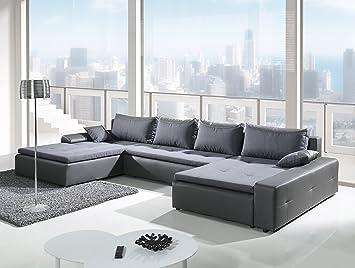 Liverpool Wohnlandschaft Polstermobel U Form Couch Sofagarnitur