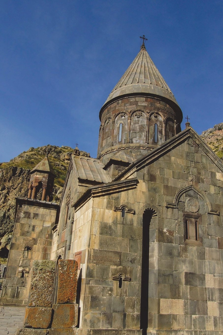 Read Online Sacred Monastery of Geghard in Armenia Journal: 150 page lined notebook/diary PDF