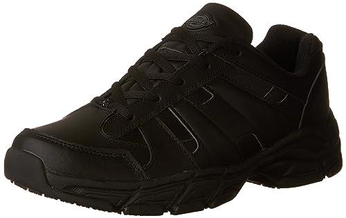 49f712dc322f6e dickies Men s Athletic Lace Work Shoe Black  Amazon.ca  Shoes   Handbags