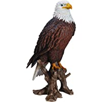 Vivid Arts Resina Ornamento Americano águila Calva XRL-BLDE-B