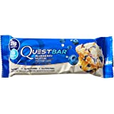 Quest Nutrition Protein Bar, Blueberry Muffin