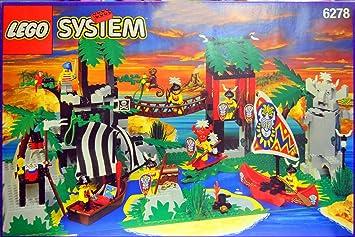 LEGO Pirates Islanders 6278 Enchanted Island