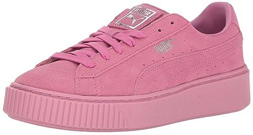 Alta qualit Puma Piattaforma Reset rosa sneakers
