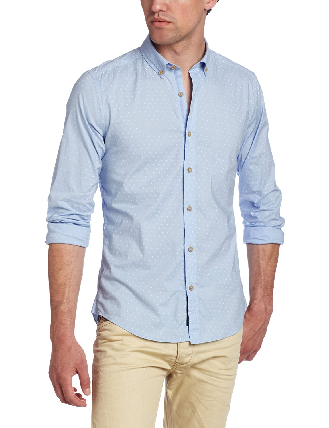 Sturdy buttons, clean-finished seams and responsible fabrics—explore roadworthy casual button-down shirts for men at vanduload.tk Ironclad Guarantee.