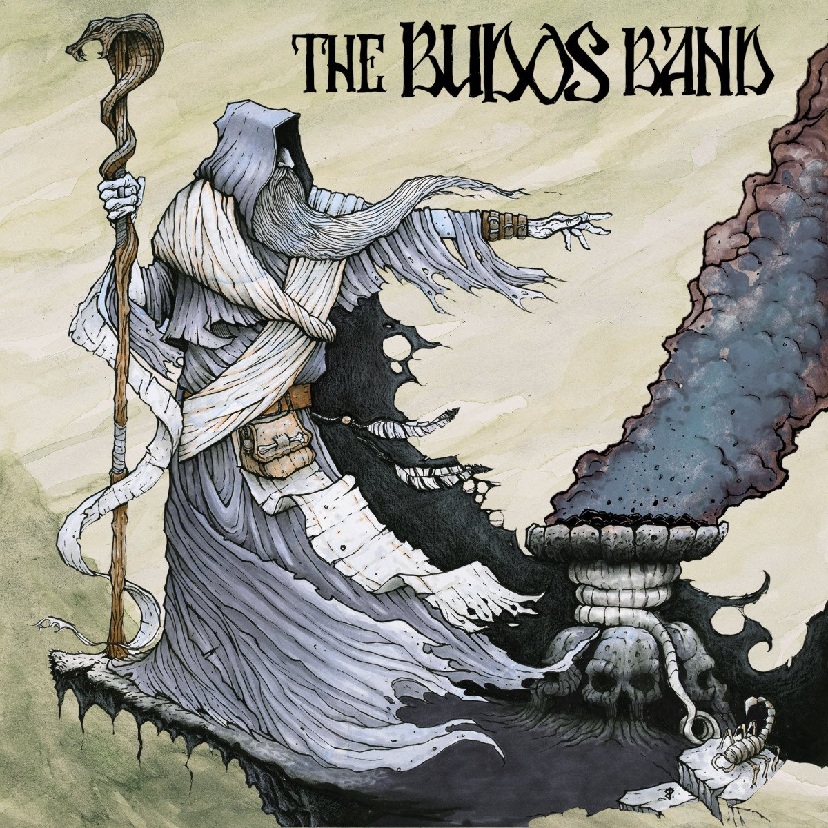 Vinilo : The Budos Band - Burnt Offering (Digital Download Card)