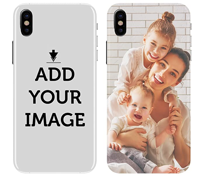 Amazon.com: Make Your Own iPhone X – Funda Personalizada ...