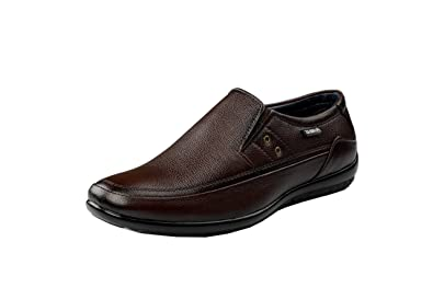 fd12a8476fcdd5 Zebra Men's Leather Formal Shoes: Buy Online at Low Prices in India ...