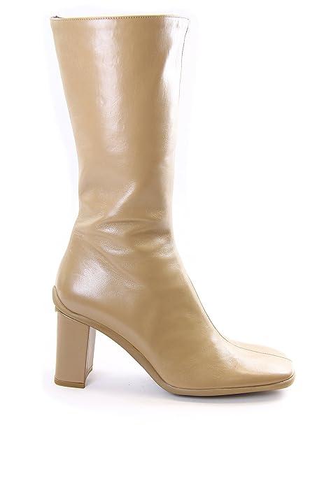 più recente 4f5d3 86ed5 Fornarina stivali vintage in pelle mod. PIFSM2193WF camel 40 ...