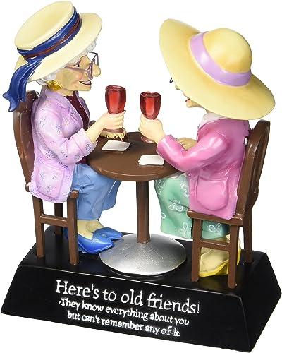 Westland Giftware Old Friends 6-Inch Biddys Figurine