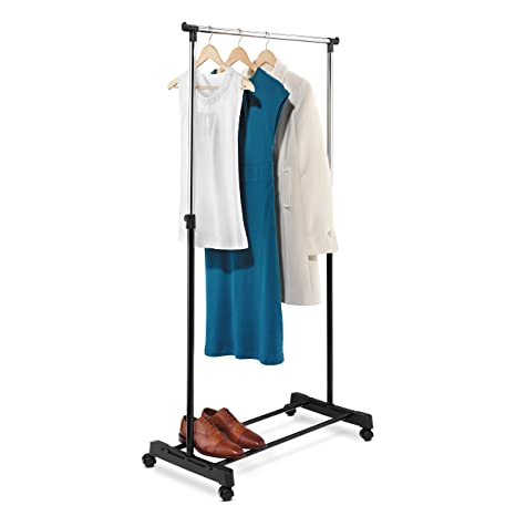 Amazon.com: Honey-Can-Do Altura Ajustable Garment rack: Home ...