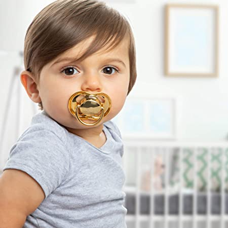 Amazon.com: Sovereign Born Baby Pacifier with Carrying Case ...