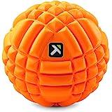 TriggerPoint GRID Ball Foam Massage Ball (5-Inch) , Orange