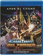 Los Caballeros Del Zodiaco: La Leyenda Del Santuario [Blu-ray]