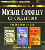 Michael Connelly Cd Collection: The Concrete Blonde/the Last Coyote/Trunk Music