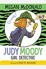 Judy Moody, Girl Detective Kindle Edition