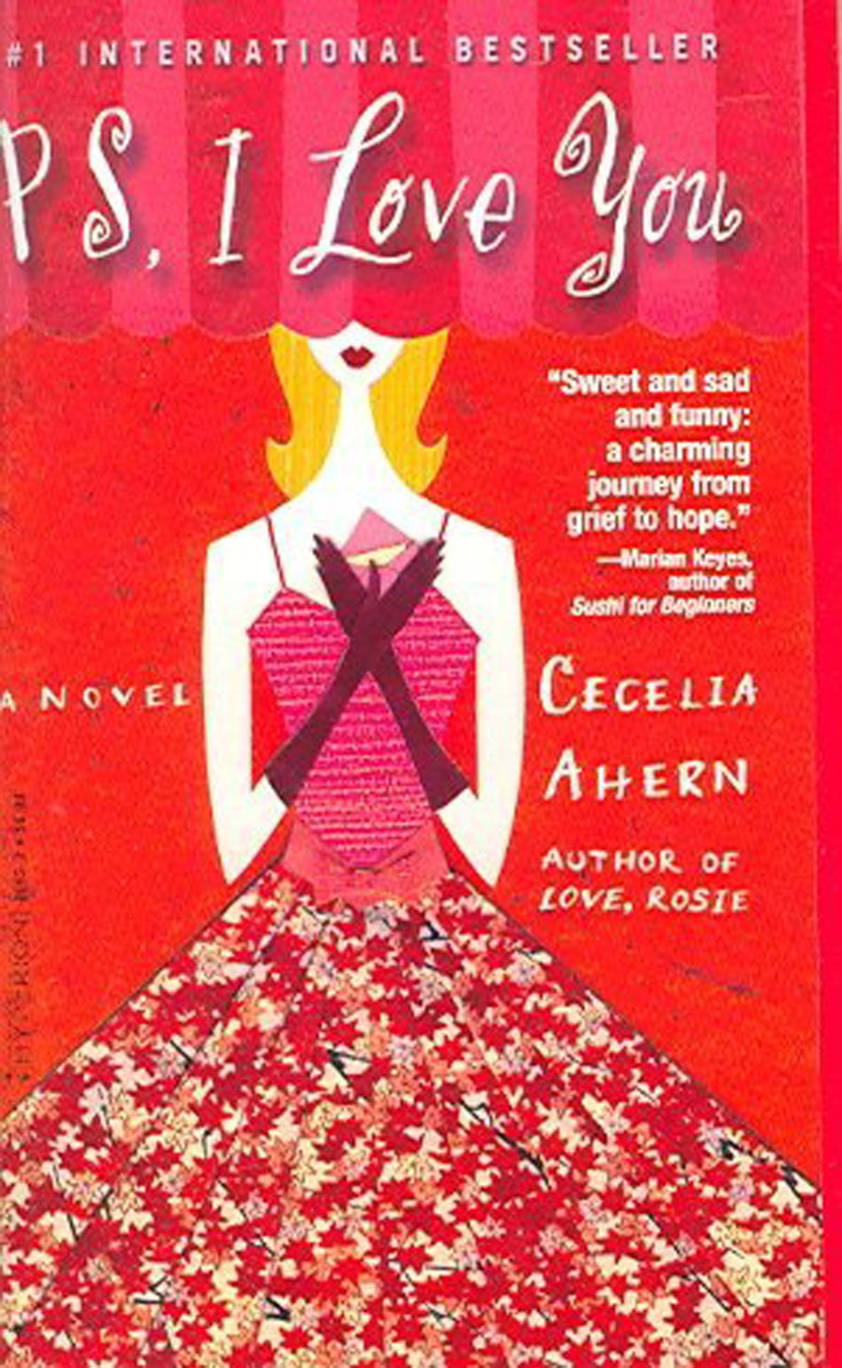 Ps I Love You Book Cecelia Ahern