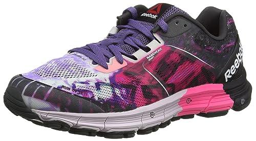 Reebok One Cushion 2.0 Zapatos corrientes de las mujeres-Multicolored-36 4ECO95k