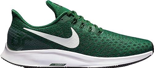 Nike Air Zoom Pegasus 35 - Zapatillas de running para hombre (verde/blanco/negro, 16 M US): Amazon.es: Deportes y aire libre
