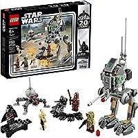 LEGO STAR WARS, Clon Caminante Explorador (Edición 20 Aniversario) 75261