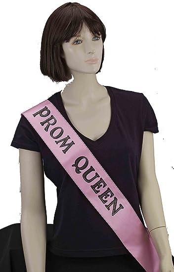 Prom Queen Sash Prom Costume Sash 68721