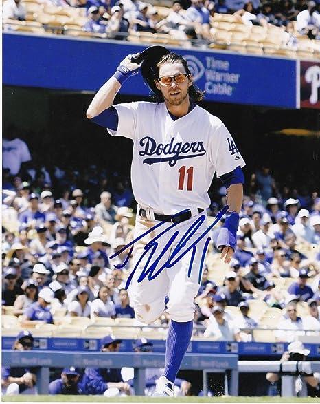 timeless design d82ec 09564 Josh Reddick Autographed Photo - 8x10 - Autographed MLB ...