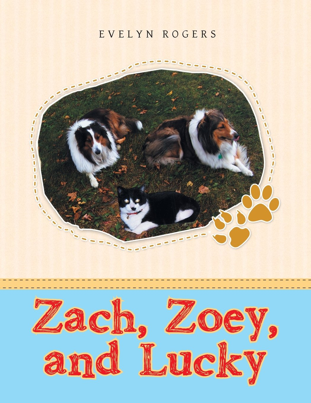 Download Zach, Zoey, and Lucky pdf