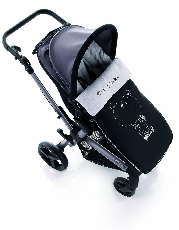 Jané Nest Plus - Saco de abrigo para sillas y carritos, color negro (080473 R82)