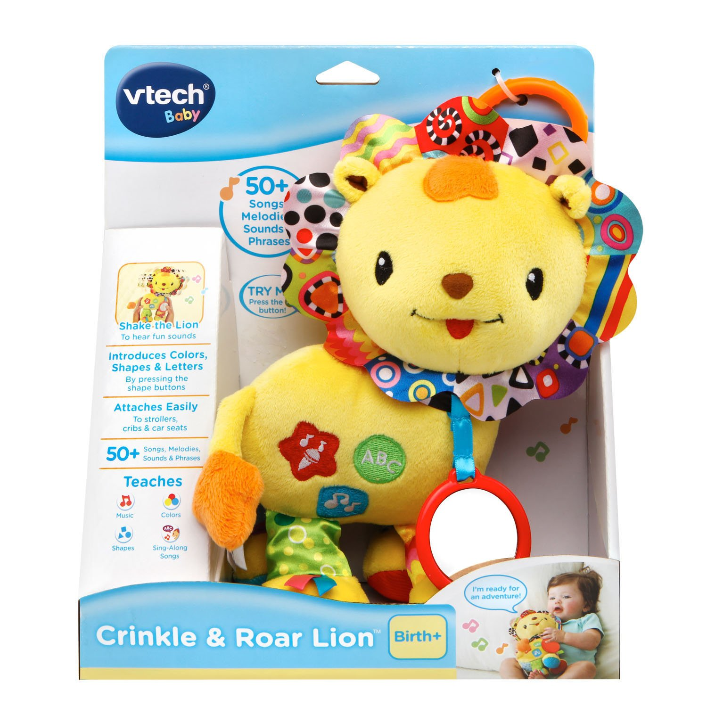 VTech Crinkle & Roar Lion by VTech (Image #6)