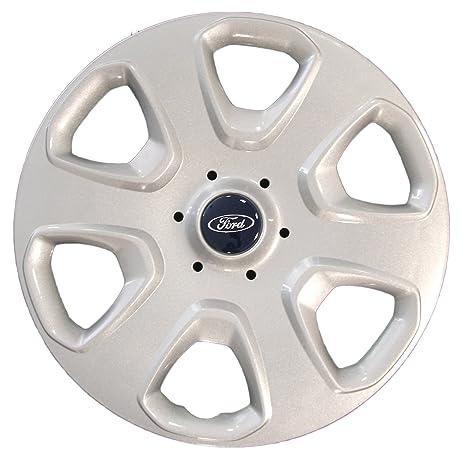 "Ford Genuine Parts - Tapacubos Ka (1 unidad, 14"", modelos a partir"