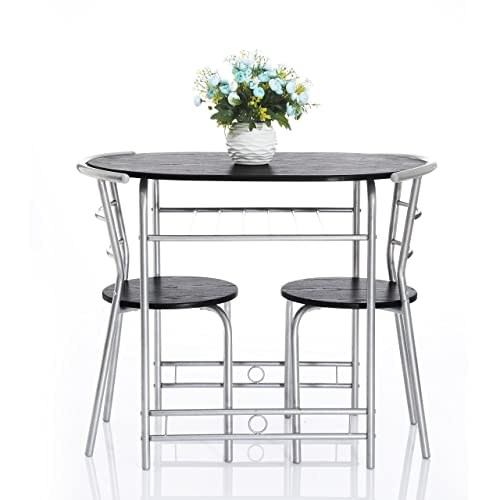 Kitchenette Tables And Chairs: Kitchen Tables For Small Spaces: Amazon.com