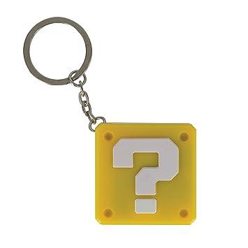 Abysse Corp GIFPAL221 Nintendo Super Mario clave colgante ...