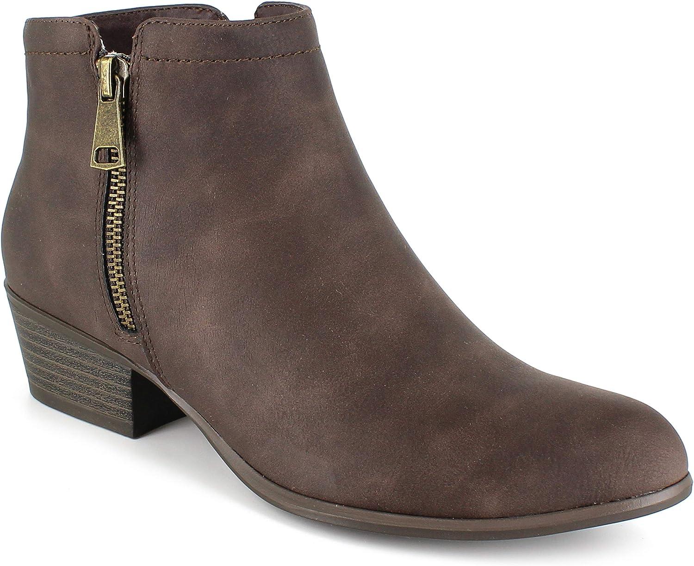 UNIONBAY Women's Tabby Ankle Boot