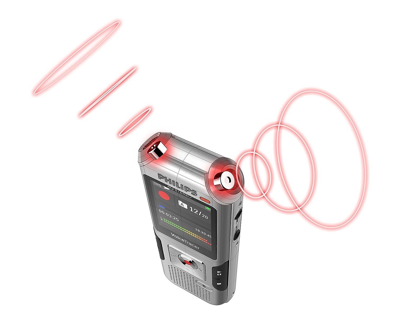 Philips DVT 4010 - Grabadora Grabadora - de voz profesional a59f64