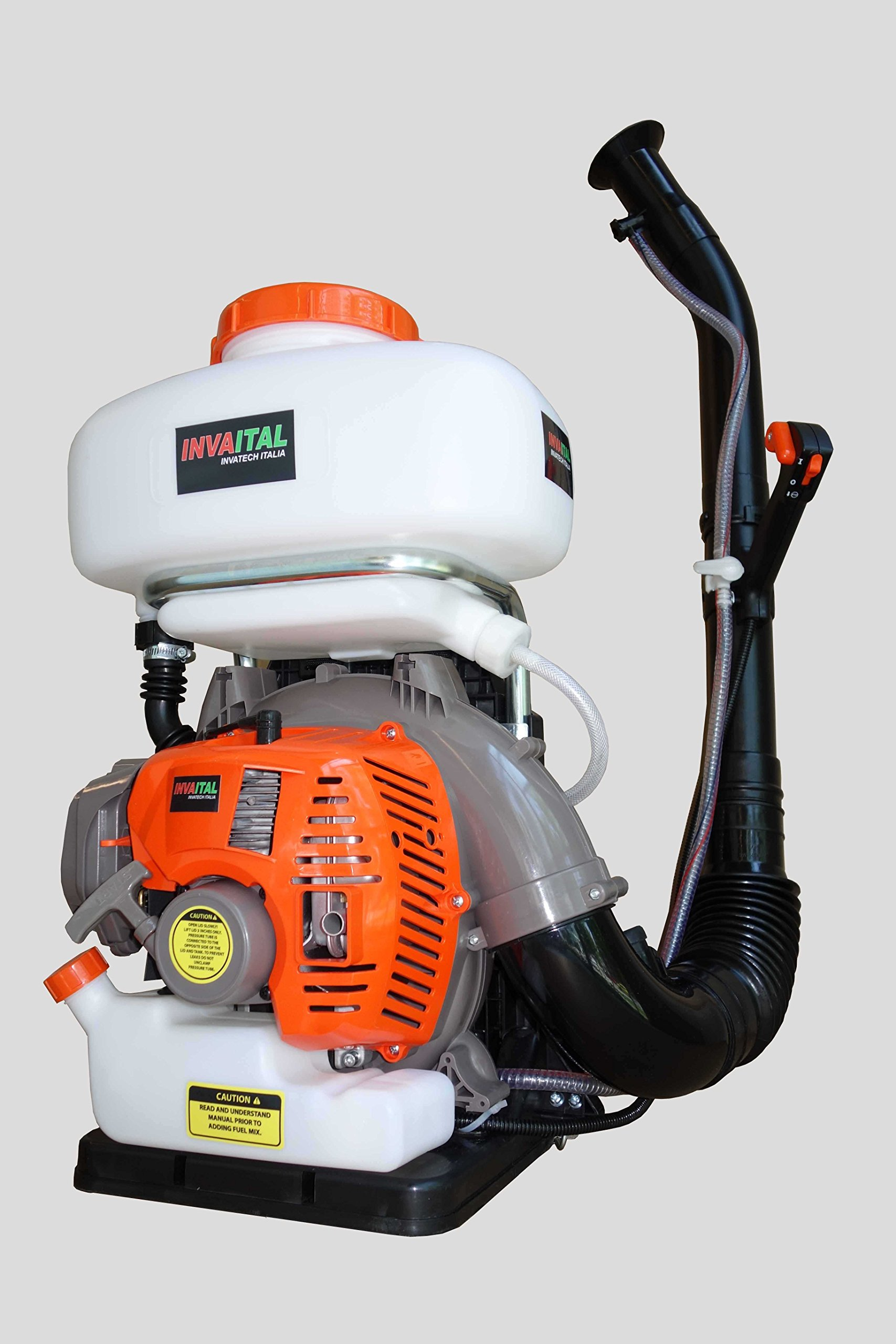 Invatech Italia New Model: 868 Mister Duster Mosquito Sprayer Mosquito Fogger Backpack Sprayer Cold Fogger
