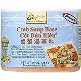 Quoc Viet Foods Crab Flavored Soup Base, 10 oz jar (1 unit)