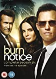 Burn Notice: Season 6 [4 DVDs] [UK Import]