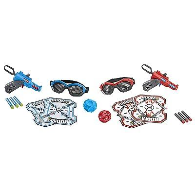 BOOMCO - Lanzador Head-To-Head (Mattel BCT06): Juguetes y juegos