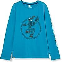 LEGO Mwb-Langarmshirt Ninjago Camiseta para Niños