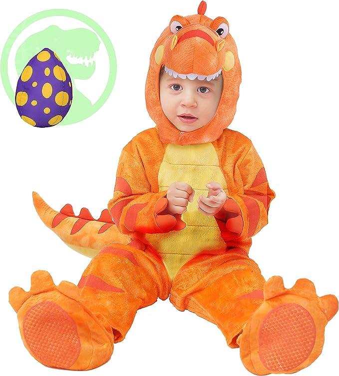 Amazon.com: Spooktacular Creations Baby T-Rex - Disfraz de ...
