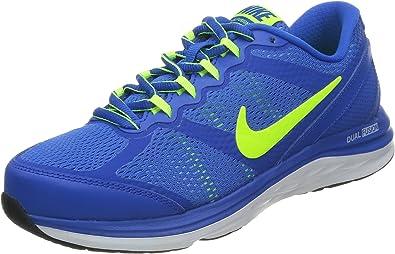 oficial Ecología Elevado  Amazon.com: Zapatilla de Running Nike Kids Dual Fusion Run 3 (GS), Azul,  5.5 M US niño: Shoes