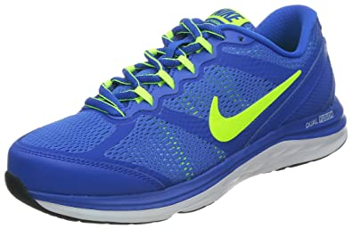 Amazon.com | Nike Dual Fusion Run 3 (GS) #654150-401 | Shoes