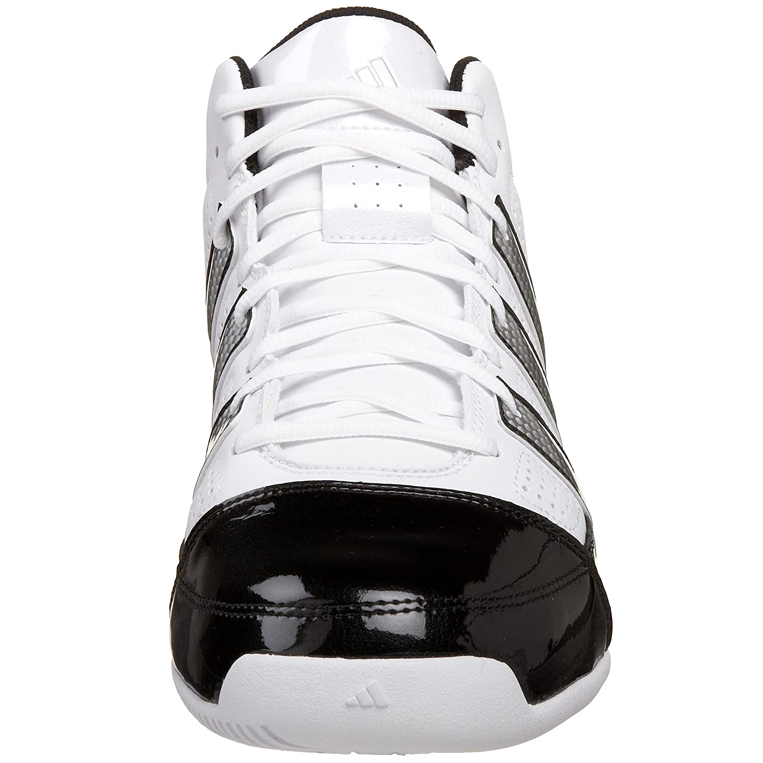 25f91251a Adidas - Commander Lite Td Mens Shoes In Running White  Metallic Silver    Black