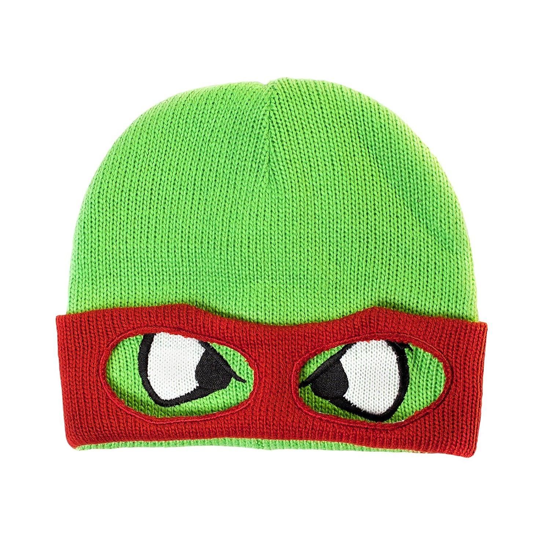 Las tortugas ninja - gorro de Raphael - al estilo retro, de ...