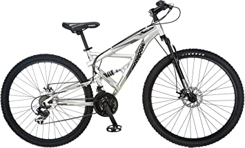 Mongoose R2780 Impasse - Bicicleta de Doble suspensión Completa ...