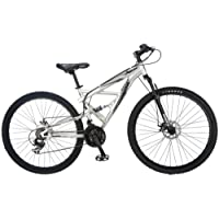 Mongoose Impasse Bicicleta de suspensión doble (29 pulgs.)
